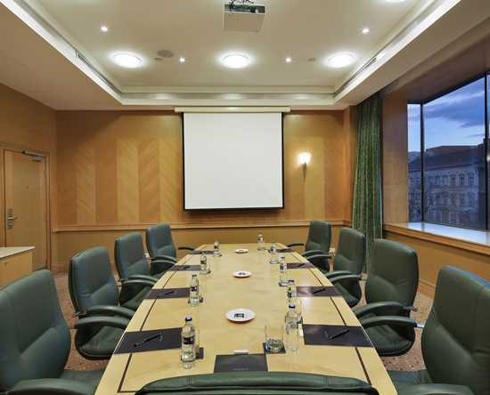 Hilton Budapest City Hotel, Ungarn – Kleine Meetings
