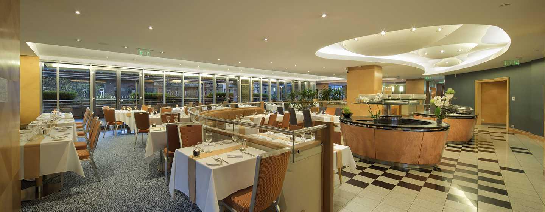 "Hilton Budapest City Hotel, Ungarn – Restaurant ""Arrabona"""