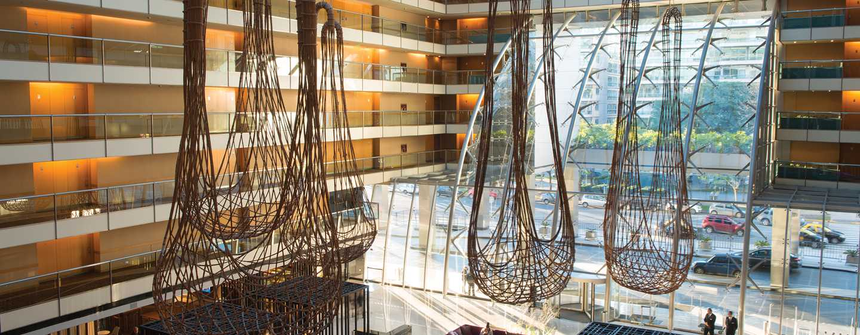 Hilton Buenos Aires Hotel, Argentinien– Hotel-Lobby