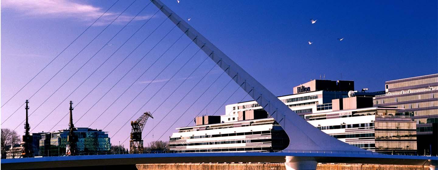 Hilton Buenos Aires Hotel, Argentinien – Außenansicht