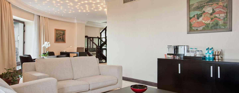 Athenee Palace Hilton Bucharest Hotel, Rumänien– Athenee Palace Suite