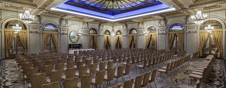 Athenee Palace Hilton Bucharest Hotel, Rumänien– Health Club – Ballsaal Le Diplomate