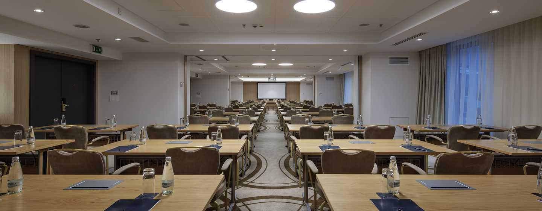 Athenee Palace Hilton Bucharest Hotel, Rumänien– Health Club– Meetingraum