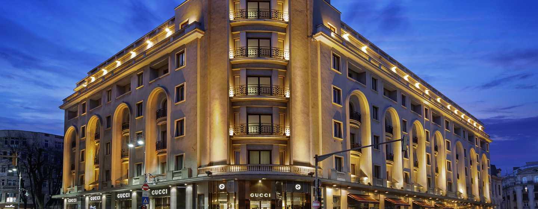Ath N E Palace Hilton Historisches Hotel Im Zentrum Von