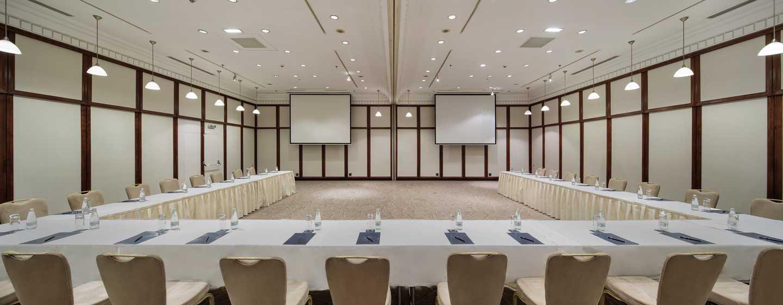 Athenee Palace Hilton Bucharest Hotel, Rumänien– Health Club– Veranstaltungsraum Regina Maria