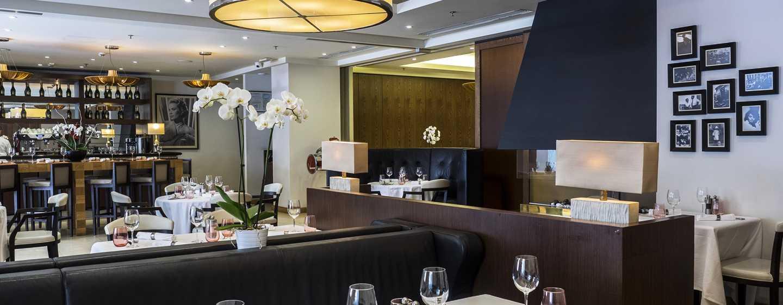 Athenee Palace Hilton Bucharest Hotel, Rumänien– Restaurant Roberto's