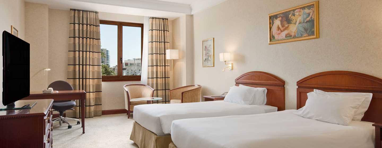 Athenee Palace Hilton Bucharest Hotel, Rumänien– Zweibettzimmer