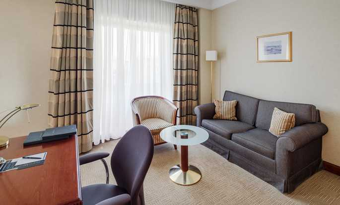 Athenee Palace Hilton Bucharest Hotel, Rumänien – Junior Suite