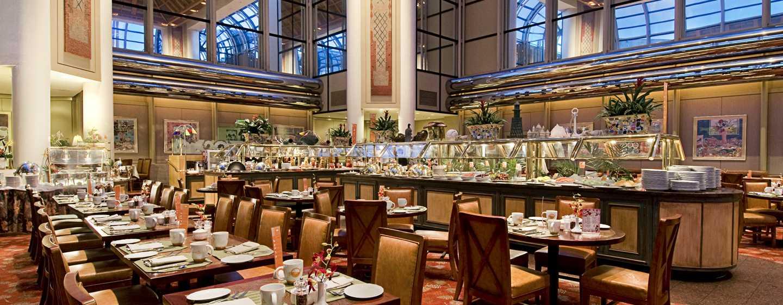 Hilton Los Angeles-Universal City, USA – Café Sierra Restaurant