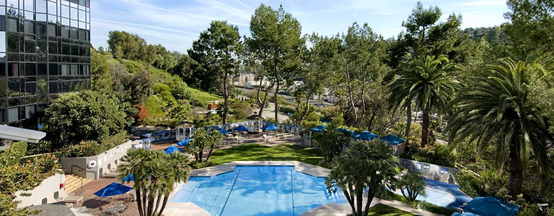 Hilton Los Angeles/Universal City, Kalifornien, USA – Außenpool