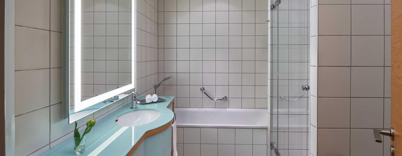 Hilton Cologne, Deutschland - Badezimmer