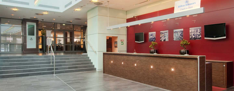 Hilton Cologne, Deutschland - Herzlich willkommen im Hilton Cologne