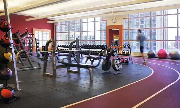 Hilton Chicago Illinois – Fitness Center