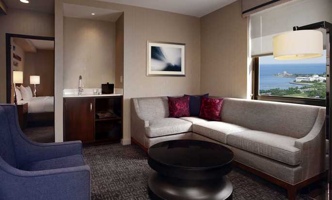 Hilton Chicago, Illinois – Junior Suite
