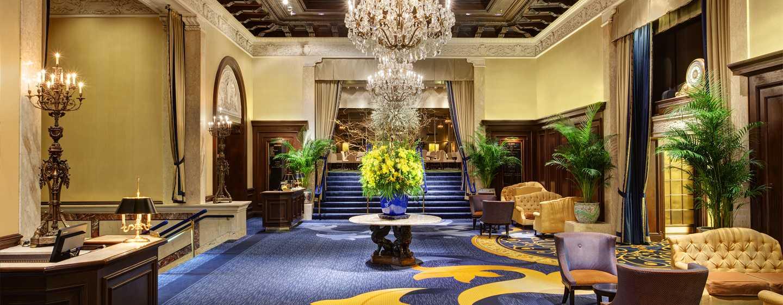 The Drake, A Hilton Hotel, USA – Hotel-Lobby