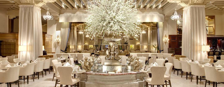 The Drake, A Hilton Hotel, Chicago, USA – Palm Court