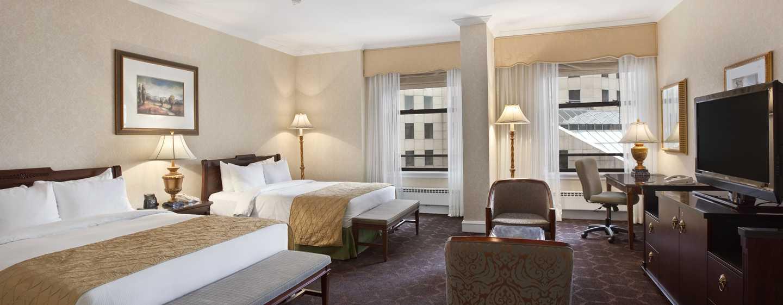 The Drake, A Hilton Hotel, Chicago, USA – Zweibettzimmer