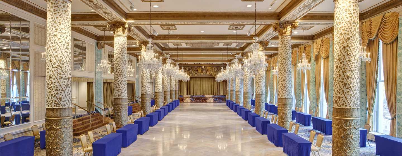 The Drake, A Hilton Hotel, Chicago, USA – Ausstellungshalle