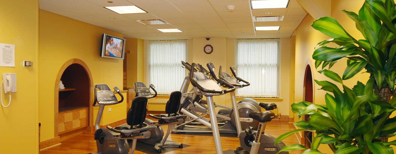 The Drake, A Hilton Hotel, Chicago, USA – Fitness Center