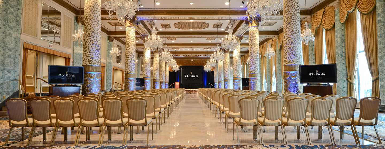 The Drake, A Hilton Hotel, Chicago, USA – Gold Coast, Theater