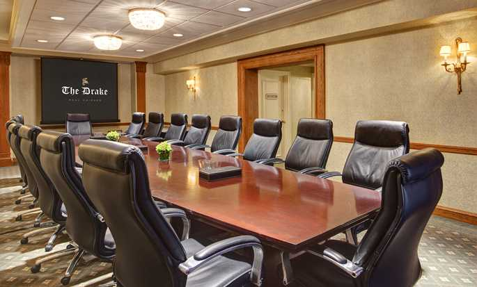 The Drake, A Hilton Hotel, Chicago, USA – Boardroom