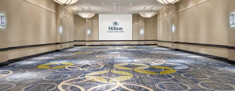 Hilton Chicago O'Hare Airport, USA - Grand Ballroom
