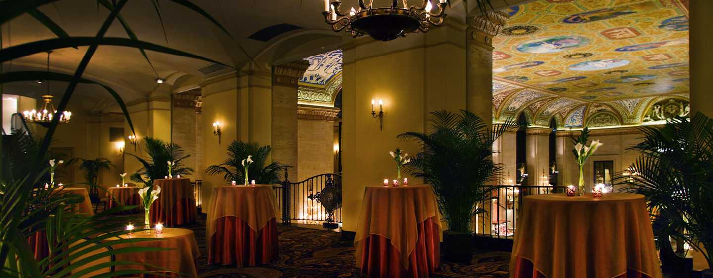 Palmer House® A Hilton Hotel, Chicago IL – Events in der Mezzanin-Etage