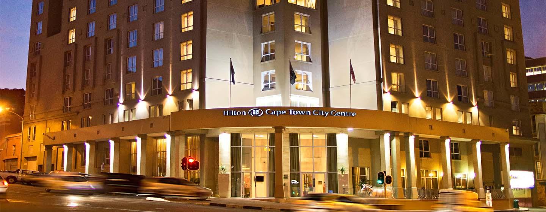 Hilton Cape Town City Centre – Außenbereich des Hotels