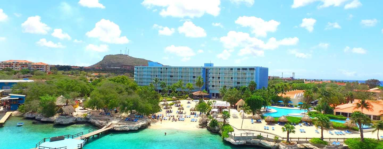 Hilton Curacao Beach Resort In Der Karibik