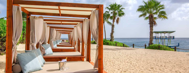 Hilton Curacao Hotel, Curacao – Cabanas