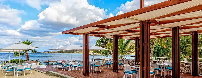 Hilton Curacao Hotel, Curacao – Celeste Beach Bar