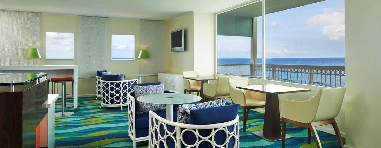 Hilton Curacao Hotel, Curacao – Executive Lounge
