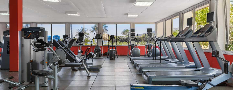 Hilton Curacao Hotel, Curacao – Fitnesscenter