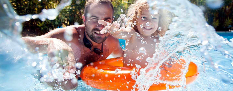 Hilton Curacao Hotel, Curacao – Spaß mit der Familie