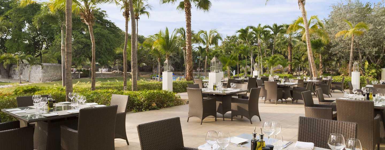 """Hilton Curacao Hotel, Curacao – Restaurant """"Cielo"""""""