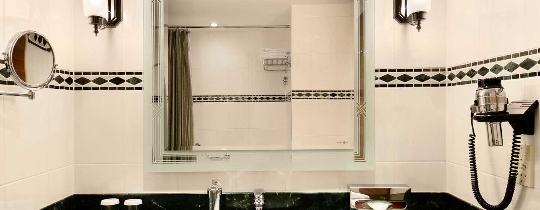 Hilton Imperial Dubrovnik Hotel, Kroatien – Badezimmer