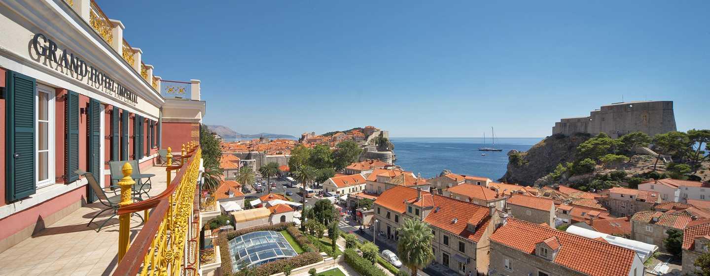 Hilton Imperial Dubrovnik Hotel, Kroatien – Hilton Deluxe Plus Suite
