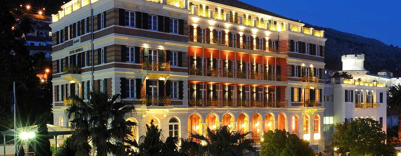 Hilton Imperial Dubrovnik Hotel, Kroatien – Außenansicht