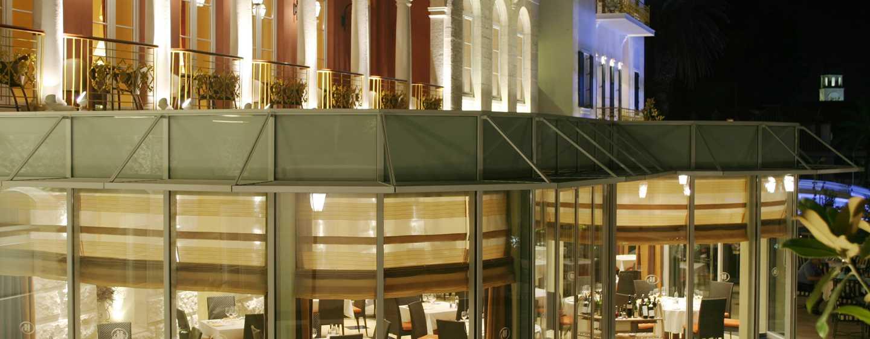 Hilton Imperial Dubrovnik Hotel, Kroatien – Außenbereich des Hotels