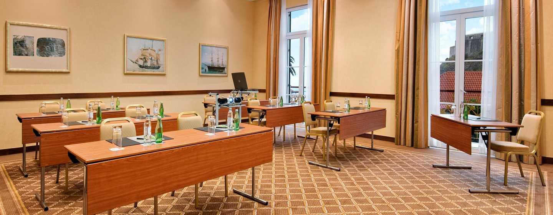 "Hilton Imperial Dubrovnik Hotel, Kroatien – Meetingraum ""Nava"""