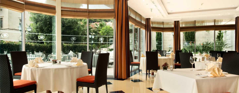"Hilton Imperial Dubrovnik Hotel, Kroatien – Restaurant ""Porat"""