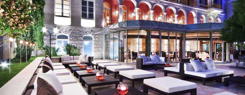Hilton Imperial Dubrovnik Hotel, Kroatien – Lounge-Bar