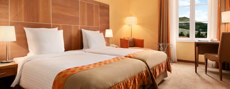 Hilton Imperial Dubrovnik Hotel, Kroatien – Hilton Plus Zweibettzimmer