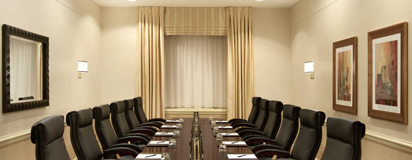 Capital Hilton Hotel, Washington D.C., USA – Michigan Boardroom