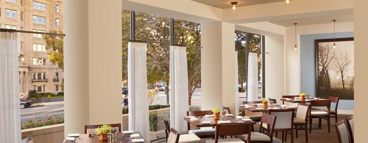 Capital Hilton Hotel, Washington D.C., USA – North Gate Grill