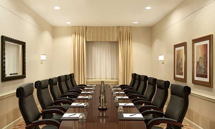 Capital Hilton Hotel, Washington D.C., USA – Boardroom