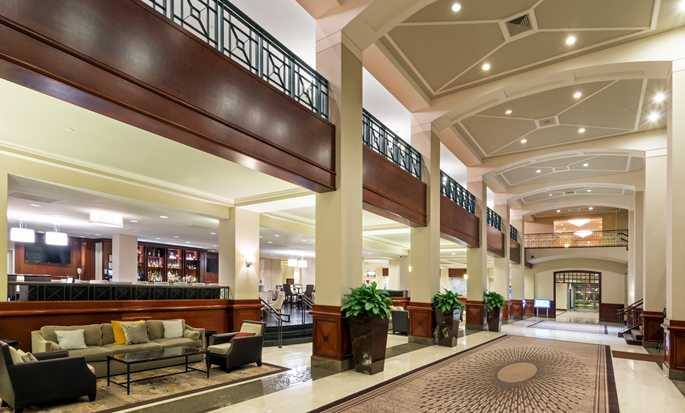 Capital Hilton Hotel, Washington D.C., USA – Lobby