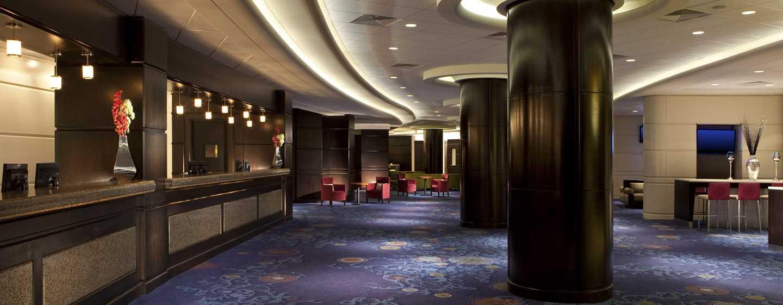 Hilton Washington Hotel, USA – Hotellobby