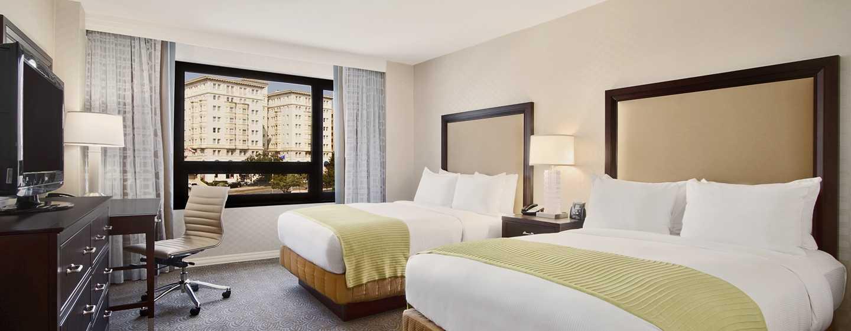Hilton Washington Hotel, USA – Doppelzimmer