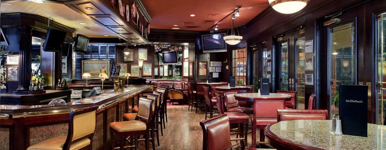 Hilton Washington Hotel, USA – McClellan's Sports Bar